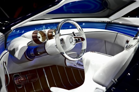 Vision Mercedes-Maybach 6 Cabriolet Cockpit IMG 0586