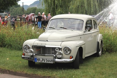 Volvo PV 544, Front (2017-07-02 Sp)