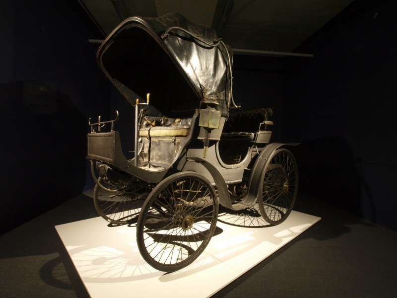 1894 Peugeot Type 6 Phaeton with Capote