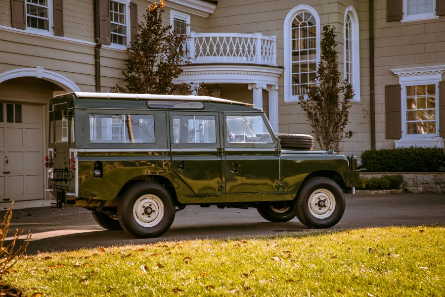 1959 Land Rover Series II Model 109 003