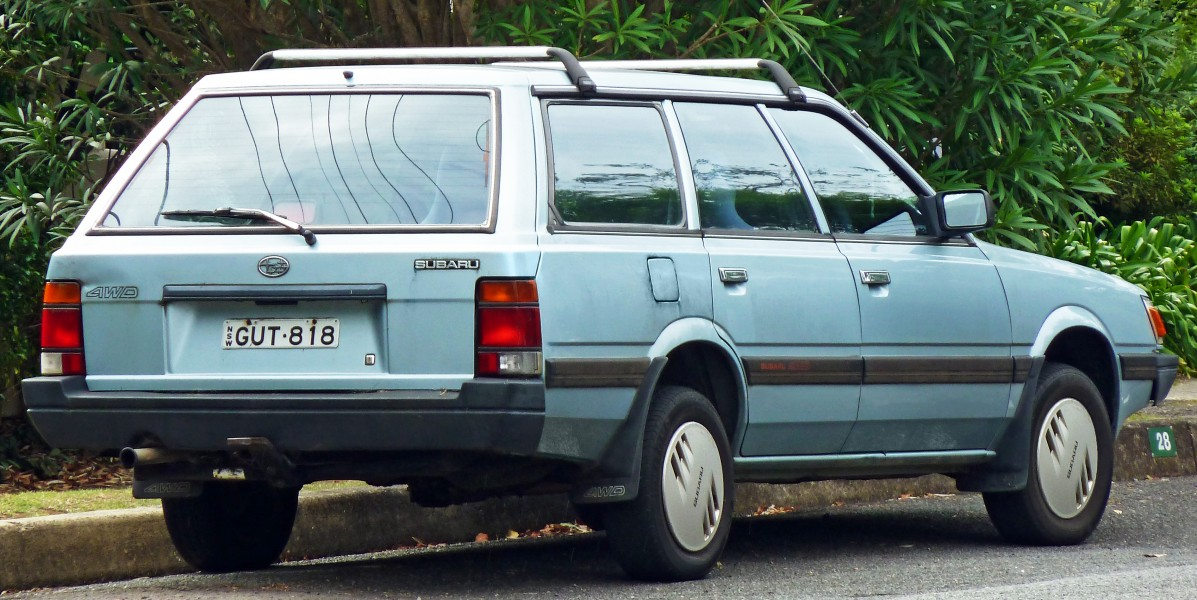 1989-1994 Subaru L Series station wagon (2011-03-10)