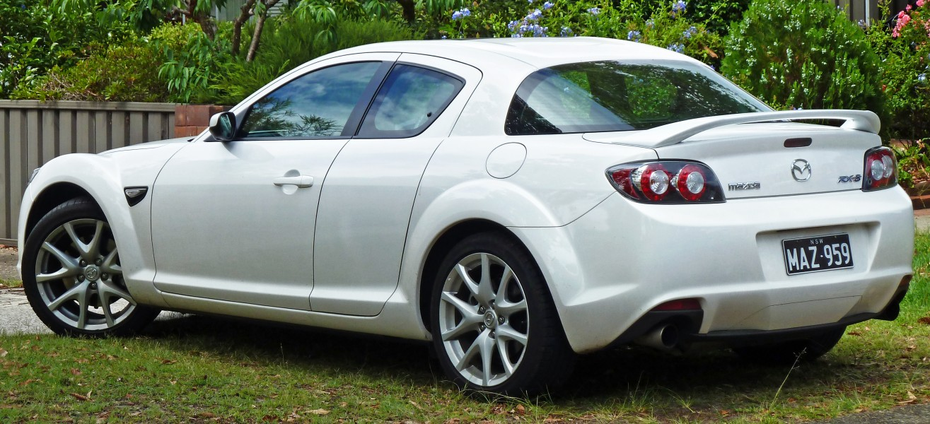 2008-2010 Mazda RX-8 (FE Series 2) coupe (2010-12-28)