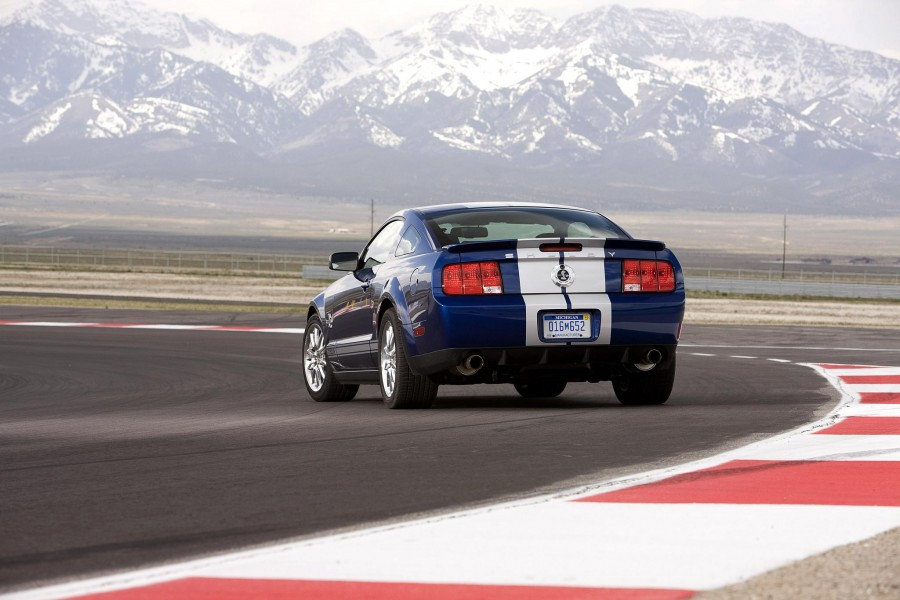 2008 Ford Shelby GT500KR Coupe 7