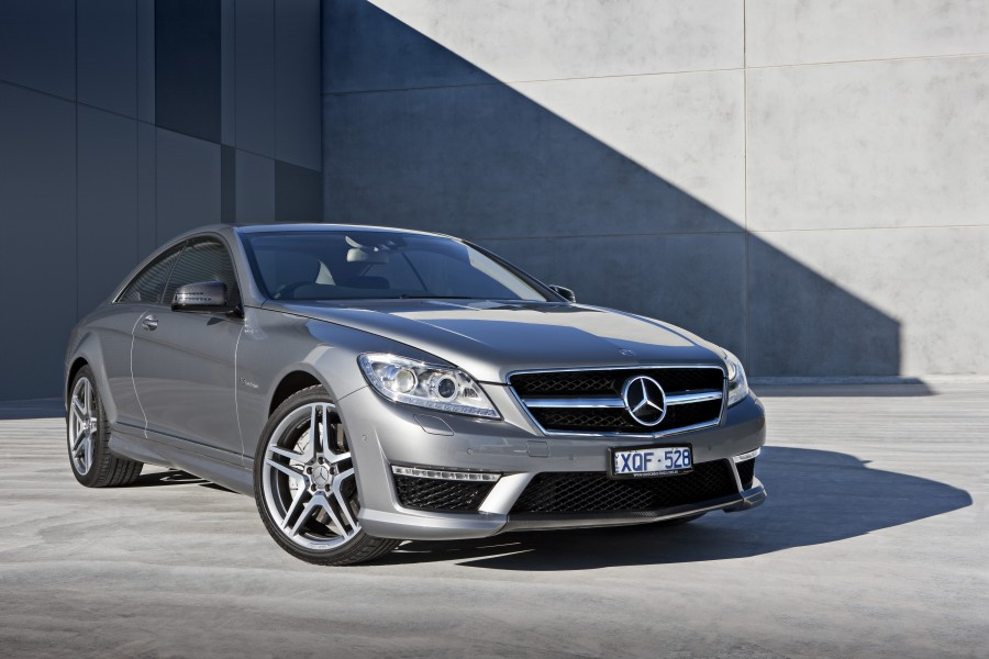 2010 Mercedes-Benz CL 63 AMG (C216) coupe (2010-11-05)