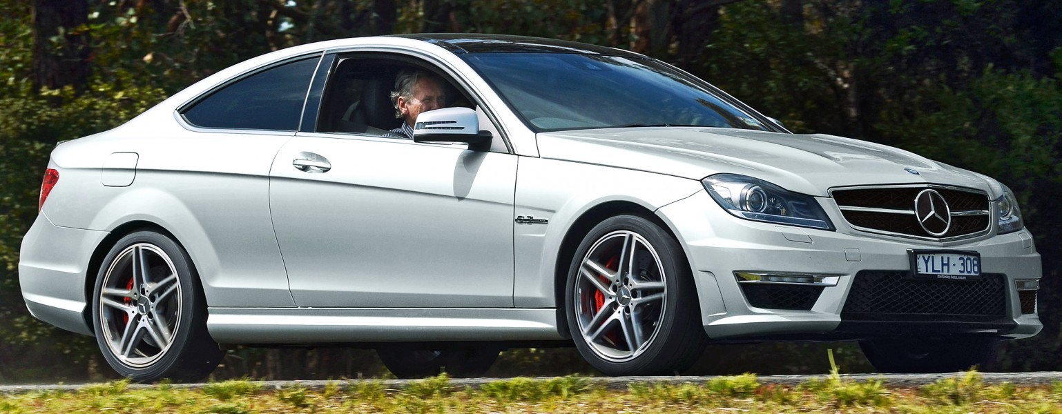 2011 Mercedes-Benz C 63 AMG (C204) coupe (2011-10-13)