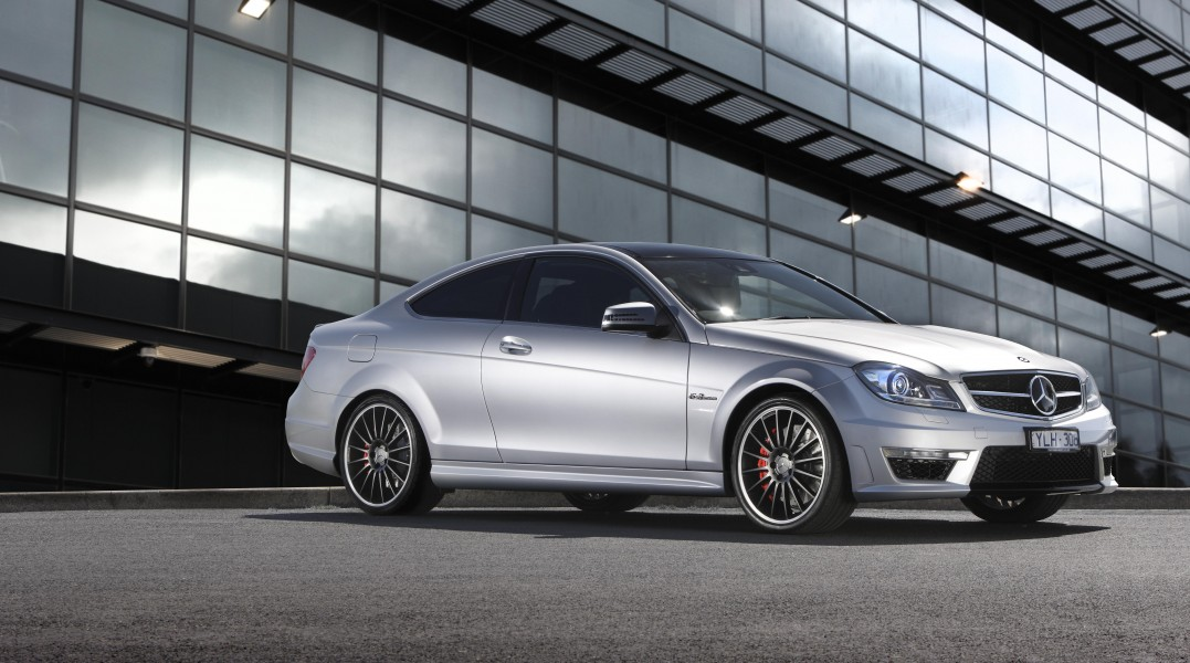2012 Mercedes-Benz C63 AMG Car Review - Flickr - NRMA New Cars (1)
