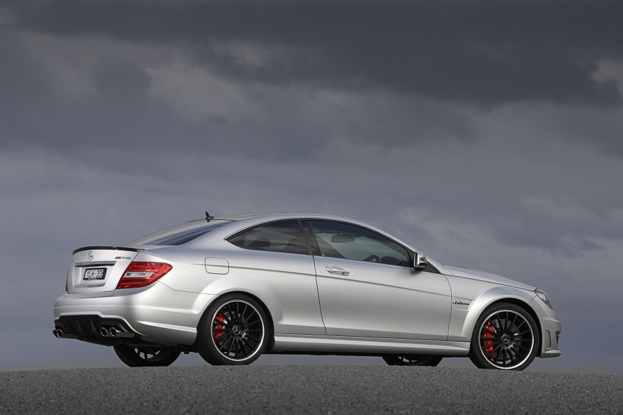 2012 Mercedes-Benz C63 AMG Car Review - Flickr - NRMA New Cars (3)