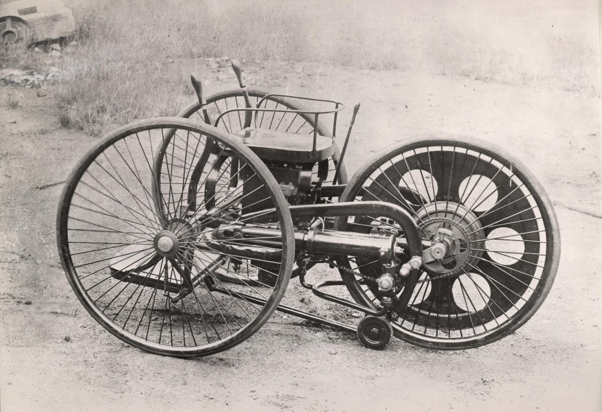 Butler's Patent Velocycle