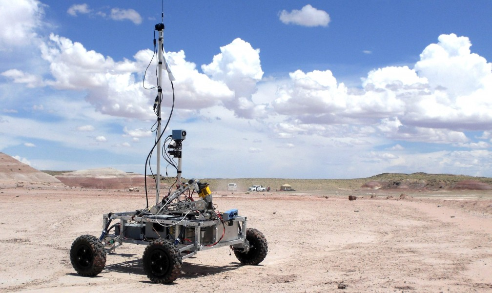 BYU Mars Rover 2009-2
