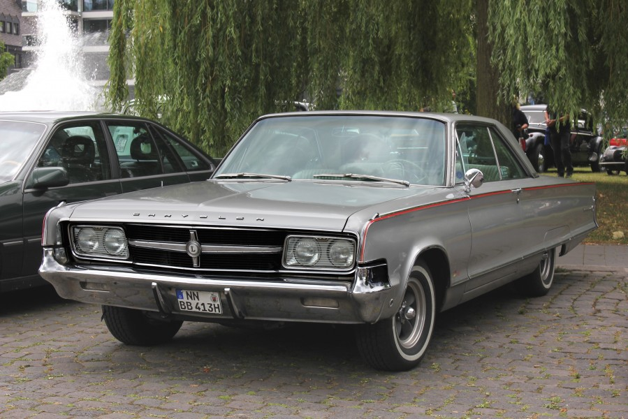 Chrysler 300 L, 1965 (2017-07-02 Sp b)