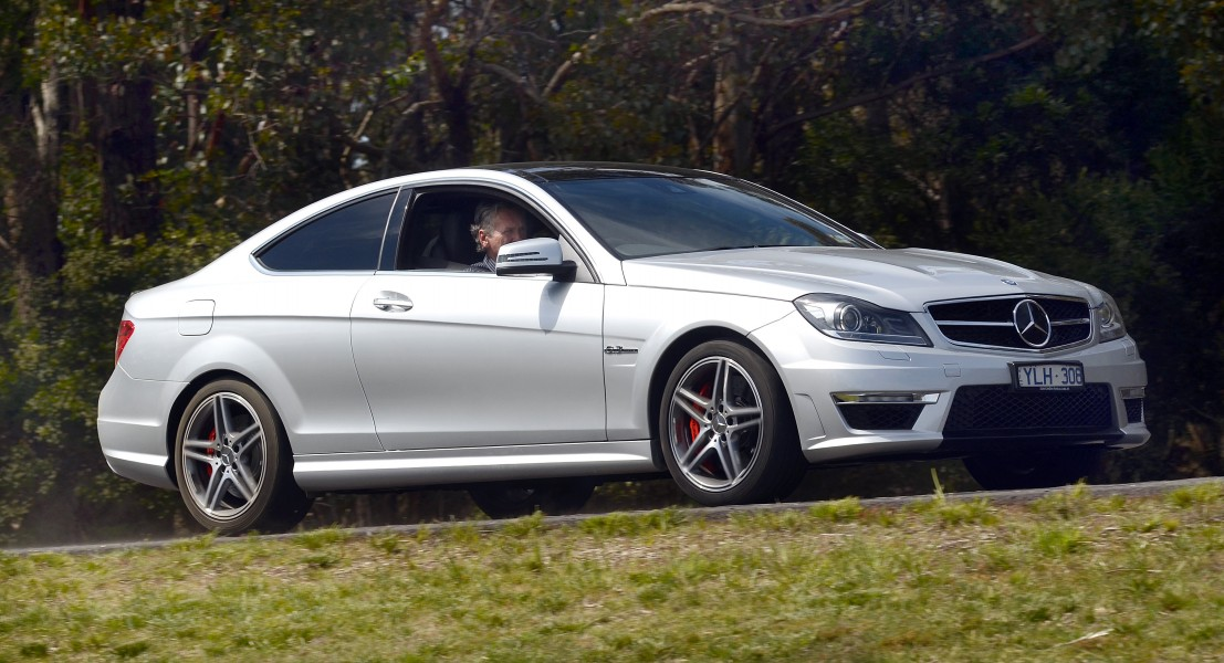 Mercedes-Benz C63 AMG Coupe - Best Sports Car over $80,000 - Australias Best Cars - Flickr - NRMA New Cars