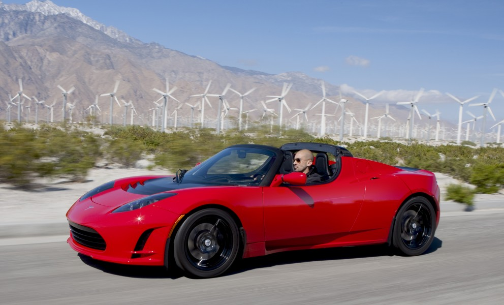 Roadster 2.5 windmills trimmed