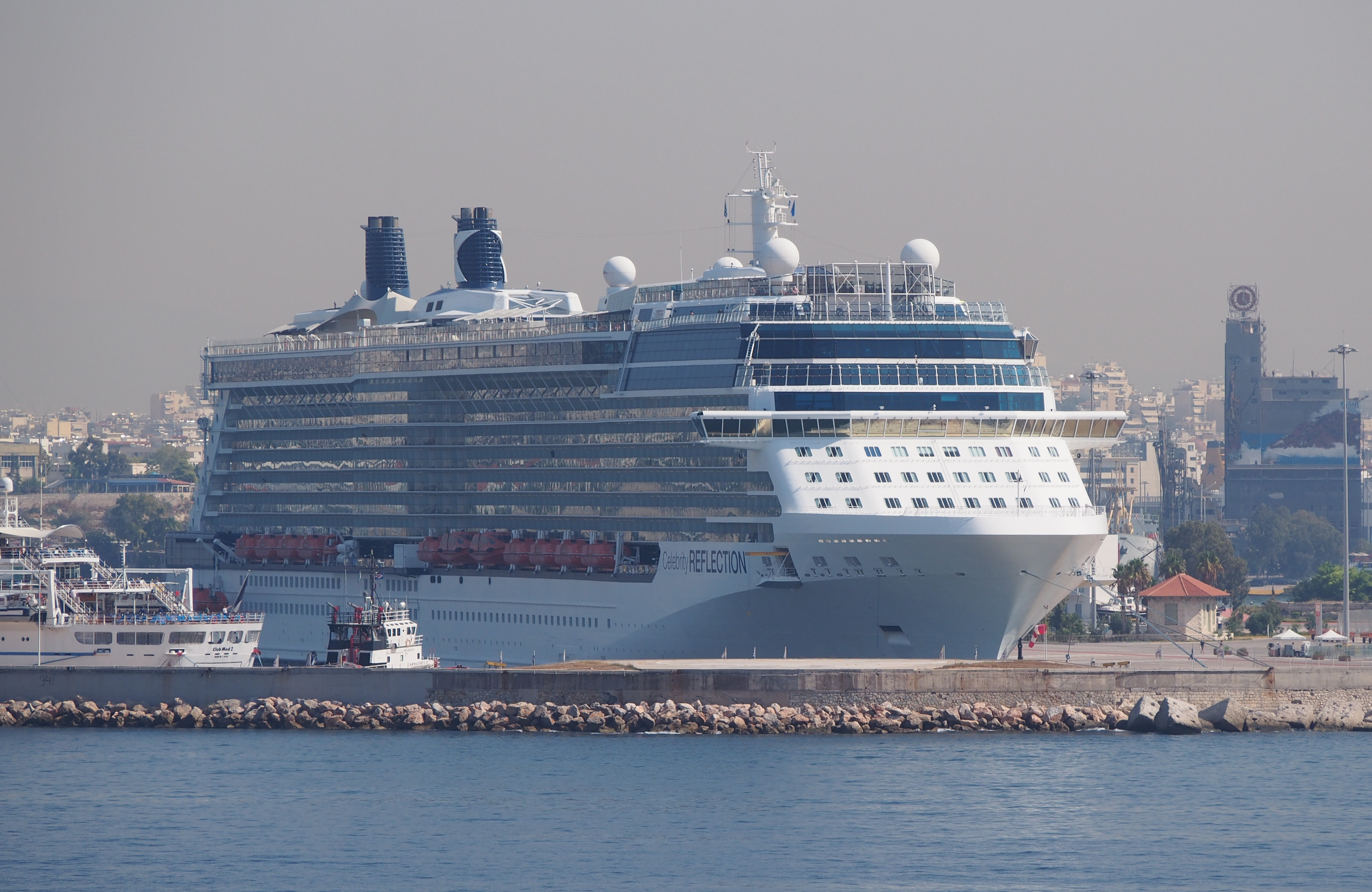 Celebrity Reflection in Piraeus 3002