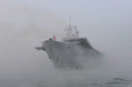 Last arrival of Ark Royal 01