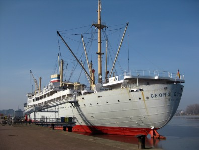 MS Georg Buechner Jugendgaesteschiff Rostock 2011-03-03