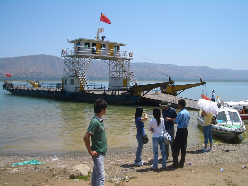 5995-Linxia-County-Lianhua-Tai-vehicle-ferry