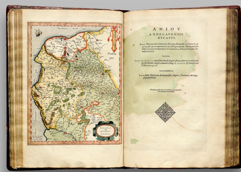 Atlas Cosmographicae (Mercator) 122