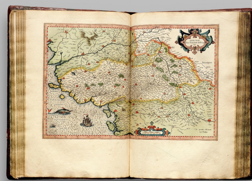 Atlas Cosmographicae (Mercator) 127