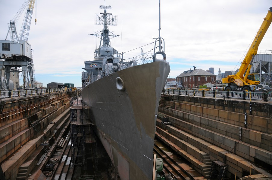 Boston Dry Dock