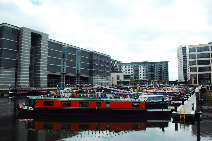 Clarence Dock waterfront festival (3712688447)