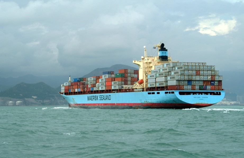 Containership sealand