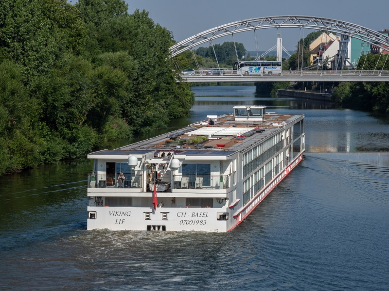 Cruise ship Viking Lif Bamberg 7144349