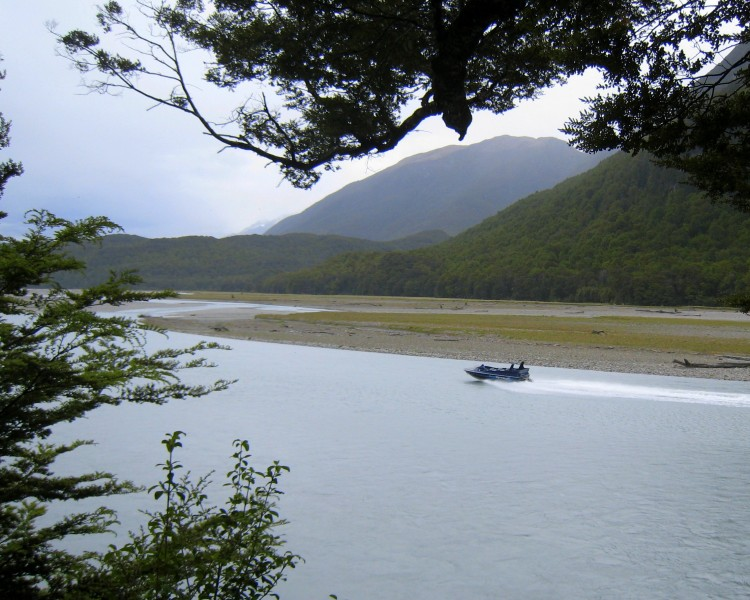 Dart River, Otago, New Zealand3