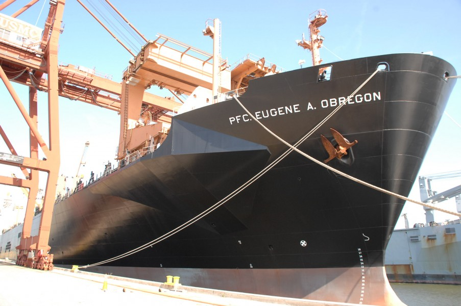 Eugene A Obregon (ship)