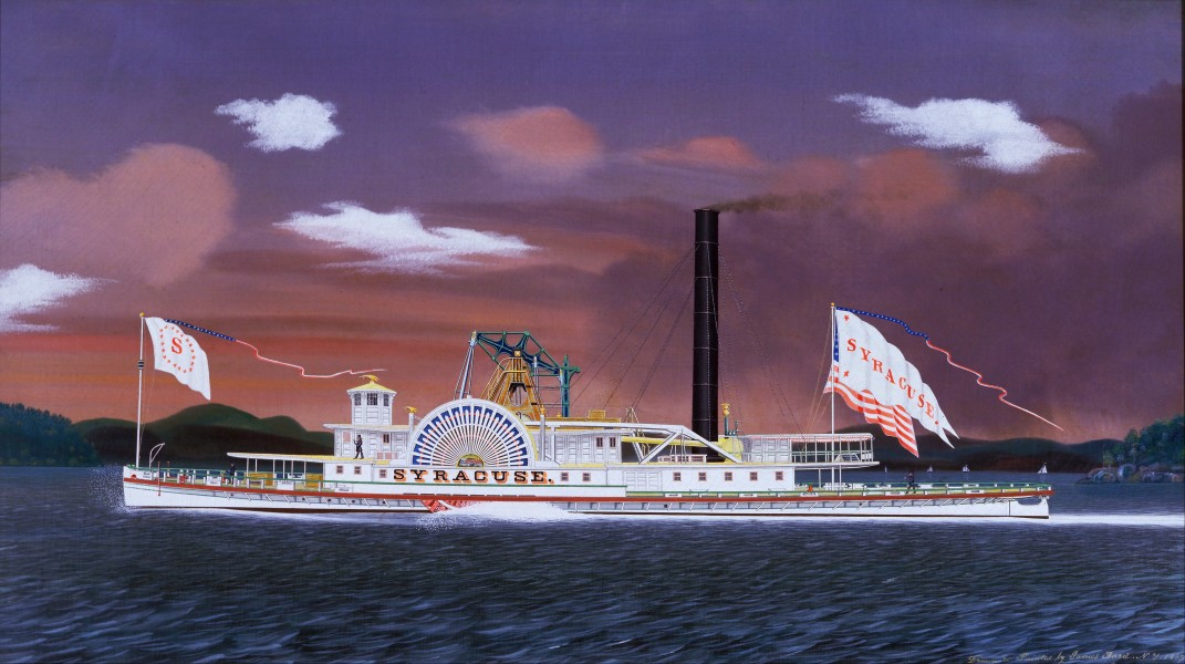 James Bard - The Steamship Syracuse - Google Art Project