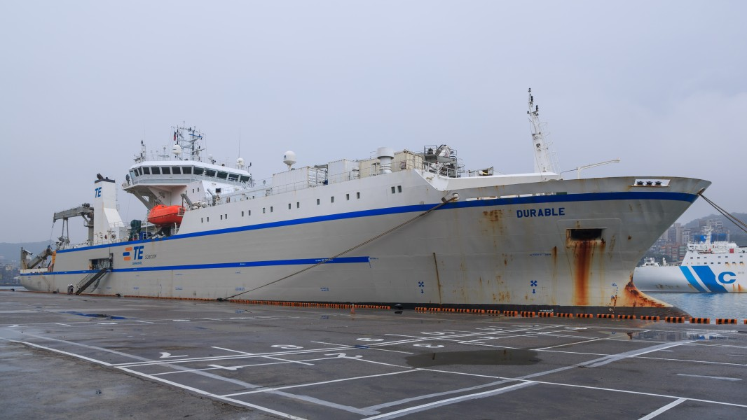 Keelung Taiwan Ship-Durable-01