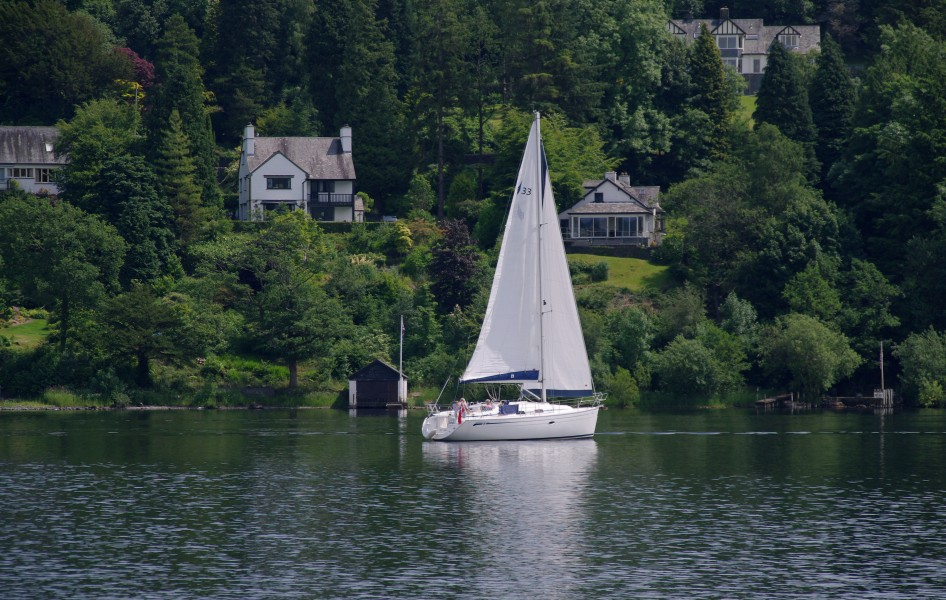 Lake Windermere MMB 75
