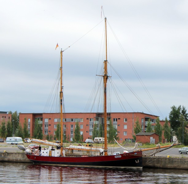 Lovis Ship Toppila Harbour Oulu 20120803 01