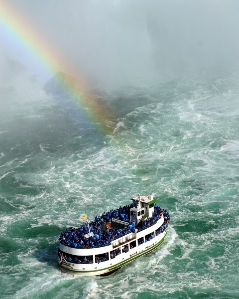 Maid of the Mist - pot-o-gold