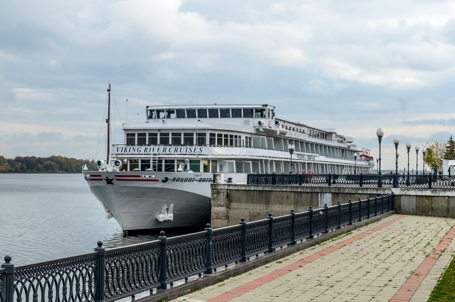Motor Ship Viking Ingvar in Yaroslavl
