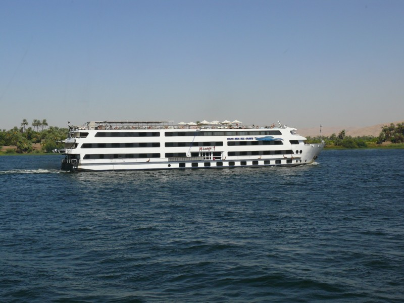 MS Mirage 1 Nile cruise