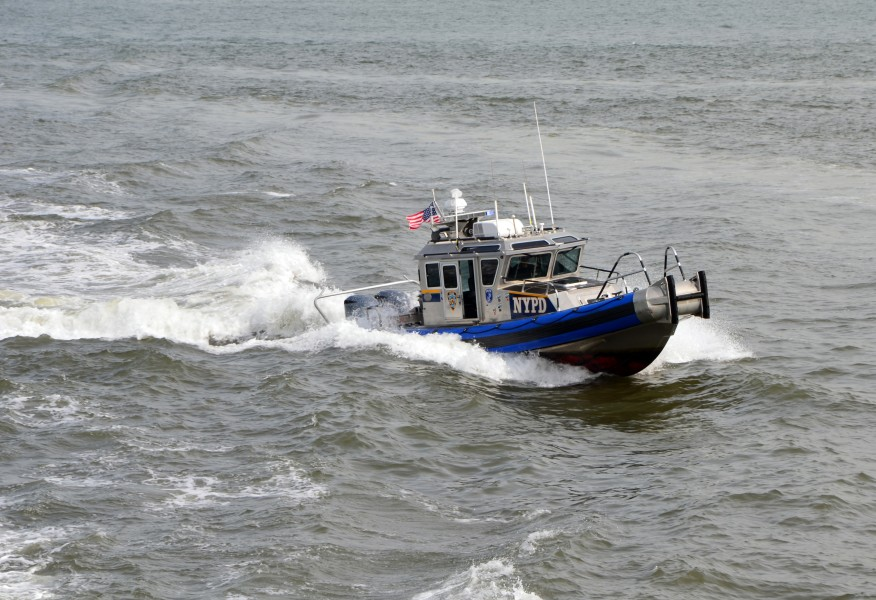 NYPD Boat 1