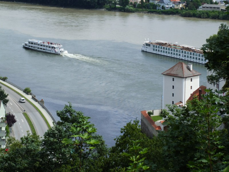 Passau - three rivers 2