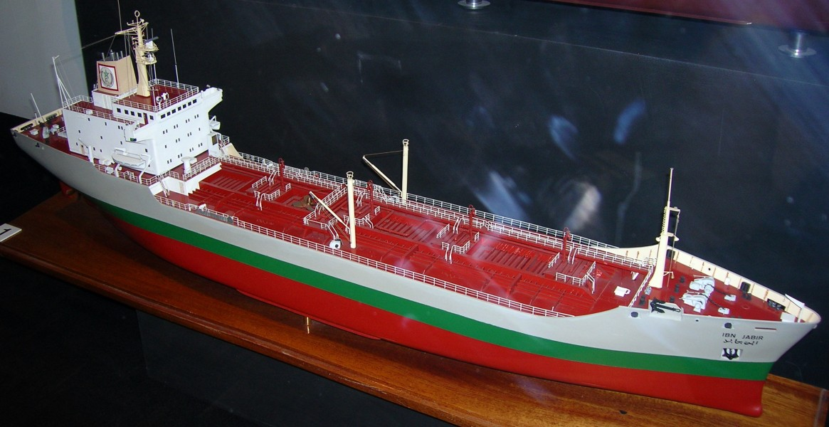 Phosphore ship model