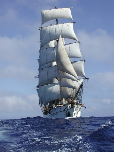 Picton Castle Under Full Sail--678kb-1-