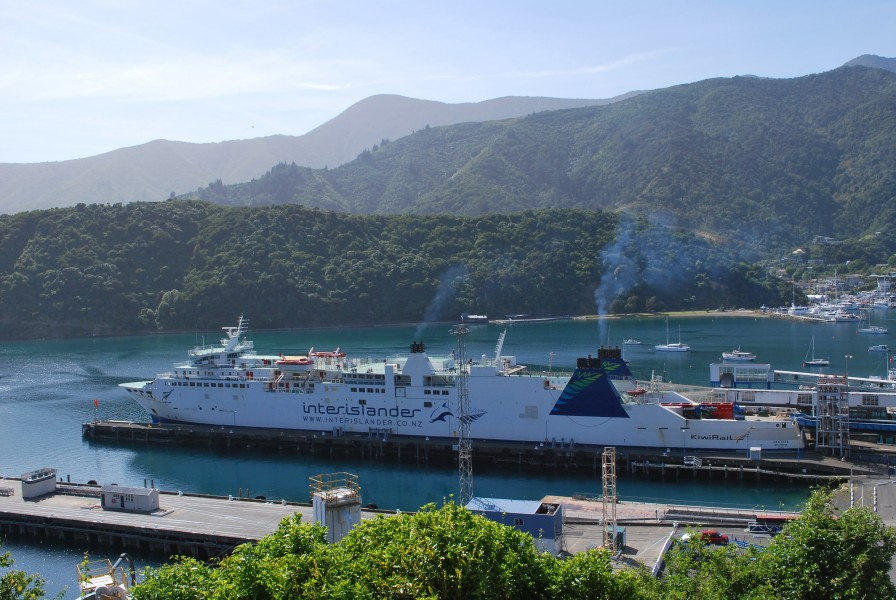 Picton Interislander Ferry