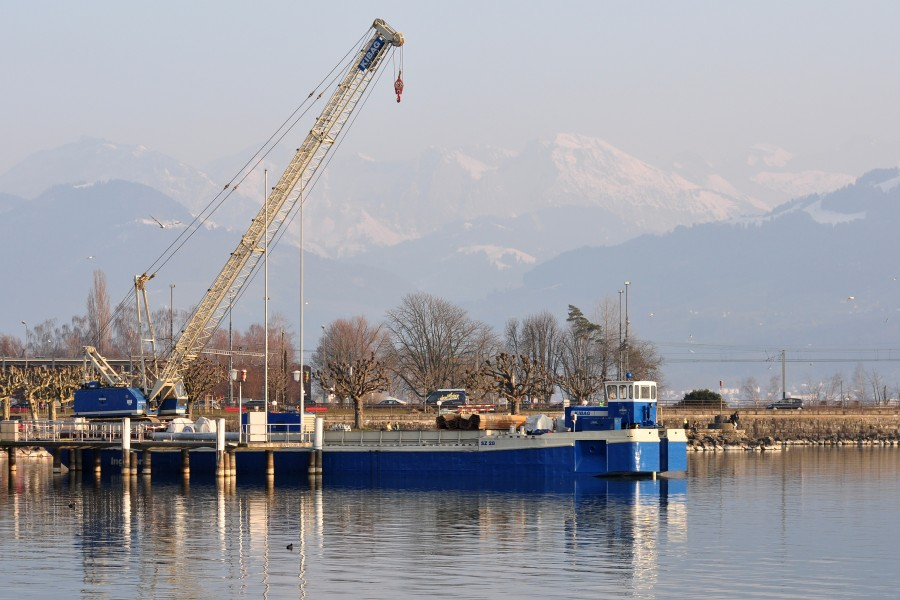 Rapperswil - Hafen 2011-03-08 17-08-04 ShiftN
