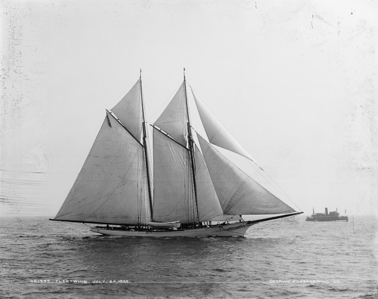 Schooner Fleetwing
