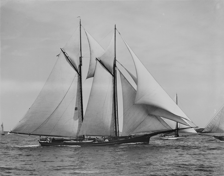 Schooner Magic