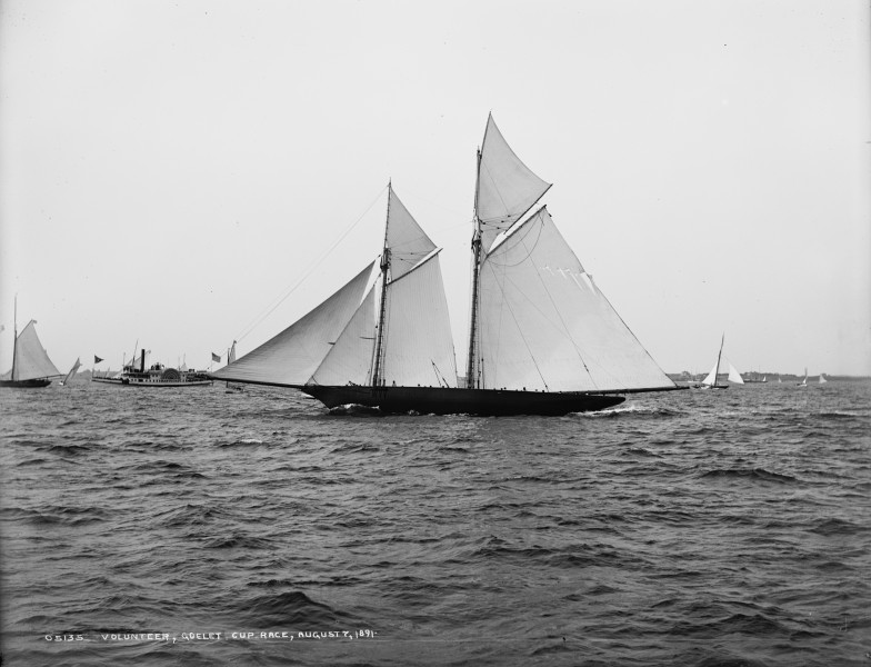 Schooner Volunteer-1