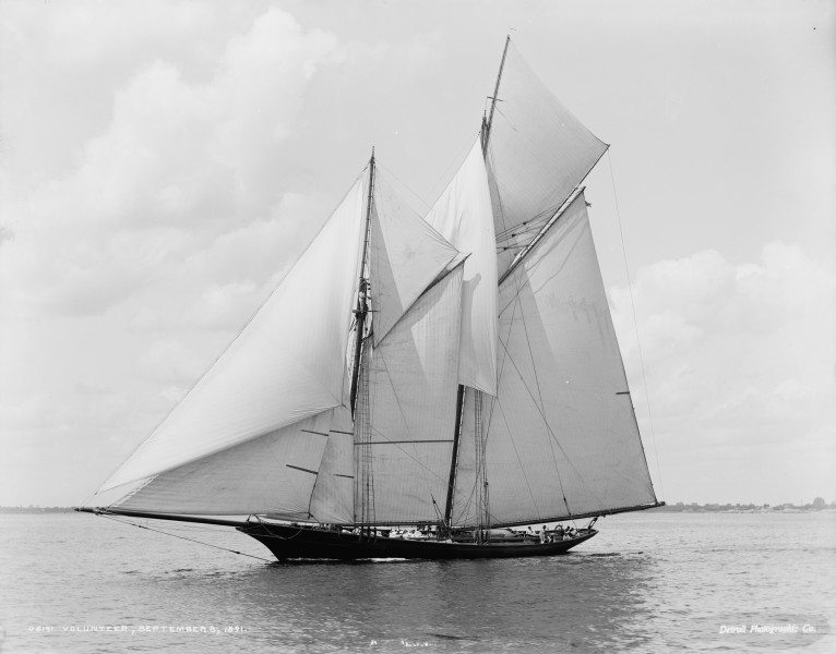 Schooner Volunteer-2