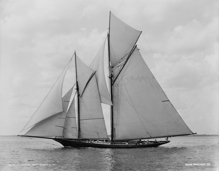 Schooner Volunteer-3