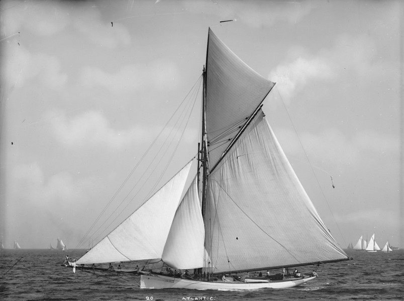 Sloop Atlantic-3