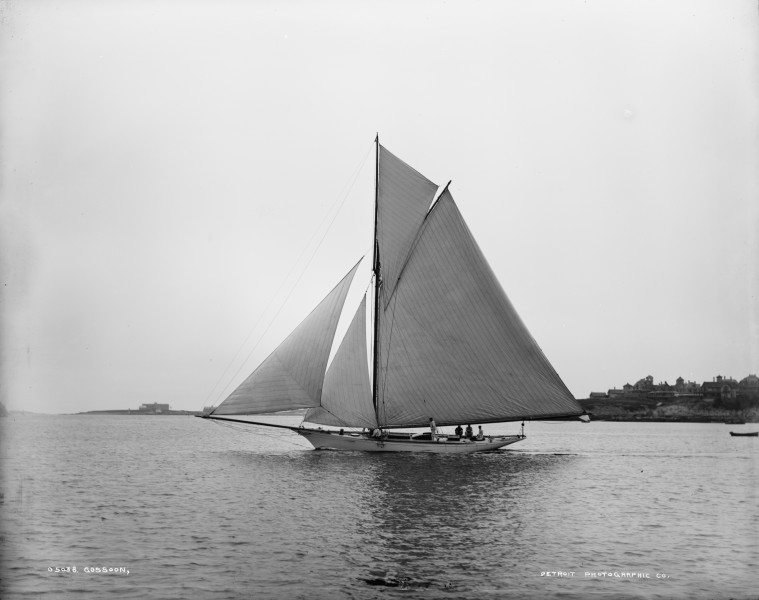 Sloop Gossoon-1