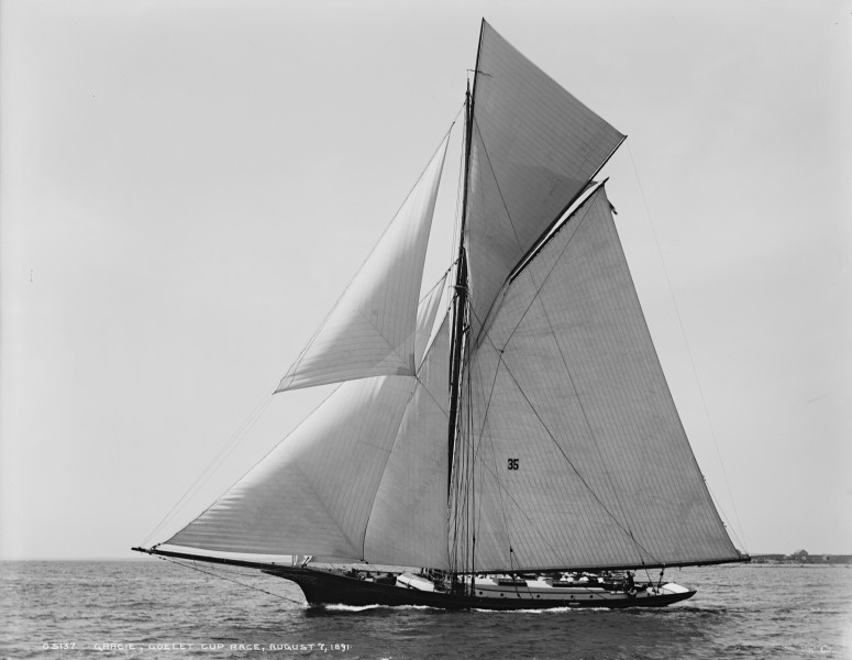 Sloop Gracie-1