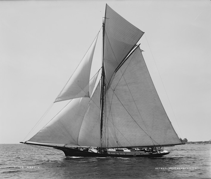 Sloop Gracie-2